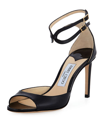 Jimmy choo Women's Lane Ankle Strap Sandal