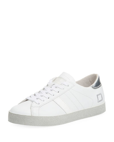 Hill Leather Low-Top Sneaker