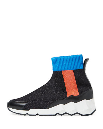 Flash Comet Sock Sneakers