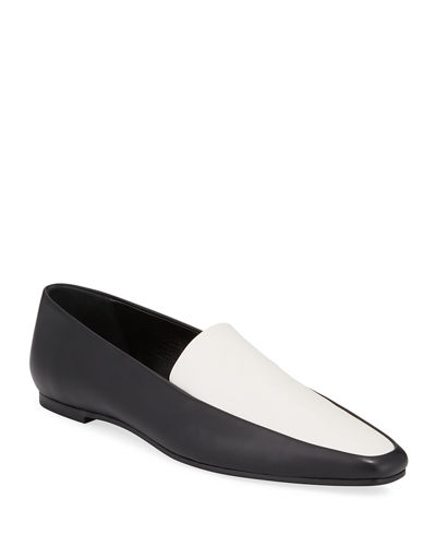 Minimal Loafer Leather