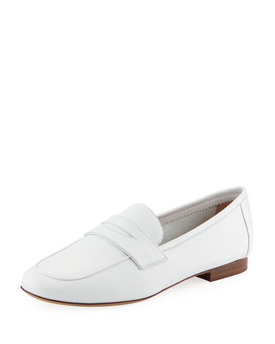 Classic Calf Leather Loafer