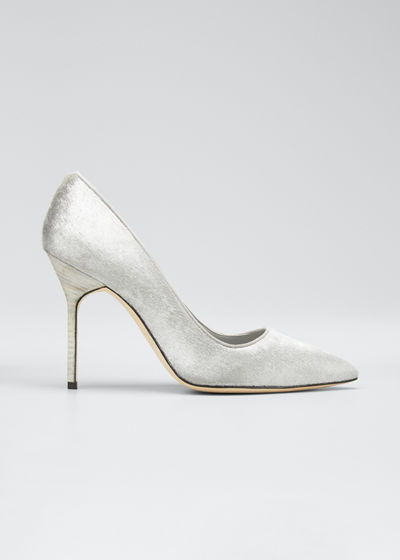BB Pointed Pumps