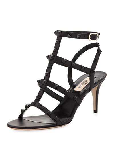 Rockstud Strappy 70mm Sandal