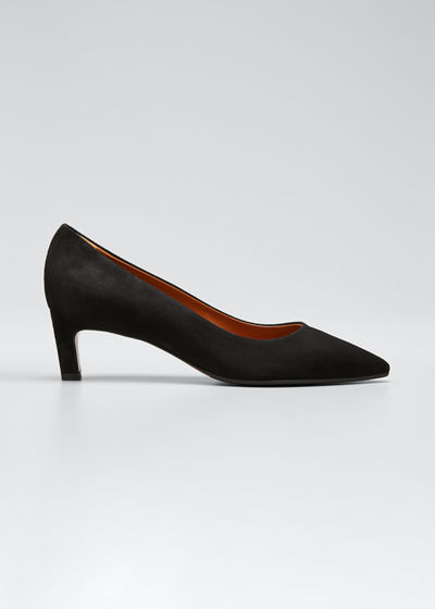 Marianna Suede 50mm Pump
