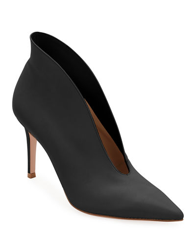 Napa V-Neck Pointed Bootie