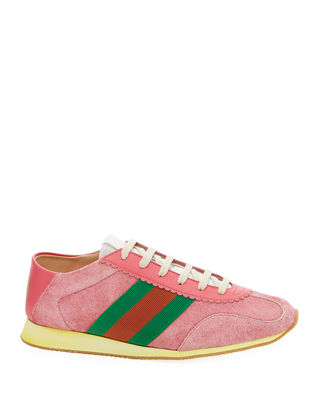 Rocket Convertible Sneaker in Pink