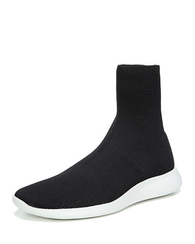 Abbot High-Top Sock Sneakers