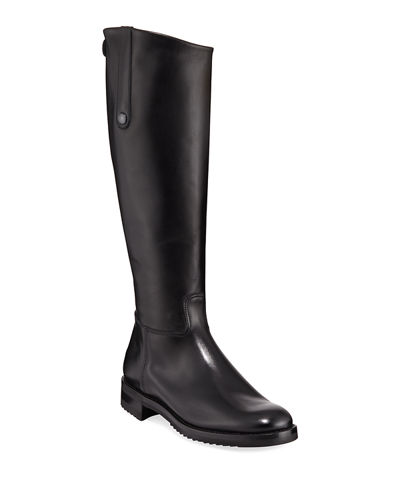Butter Calf Riding Boots