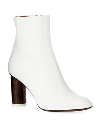 NEOUS SPATH LEATHER 80MM BOOTIES