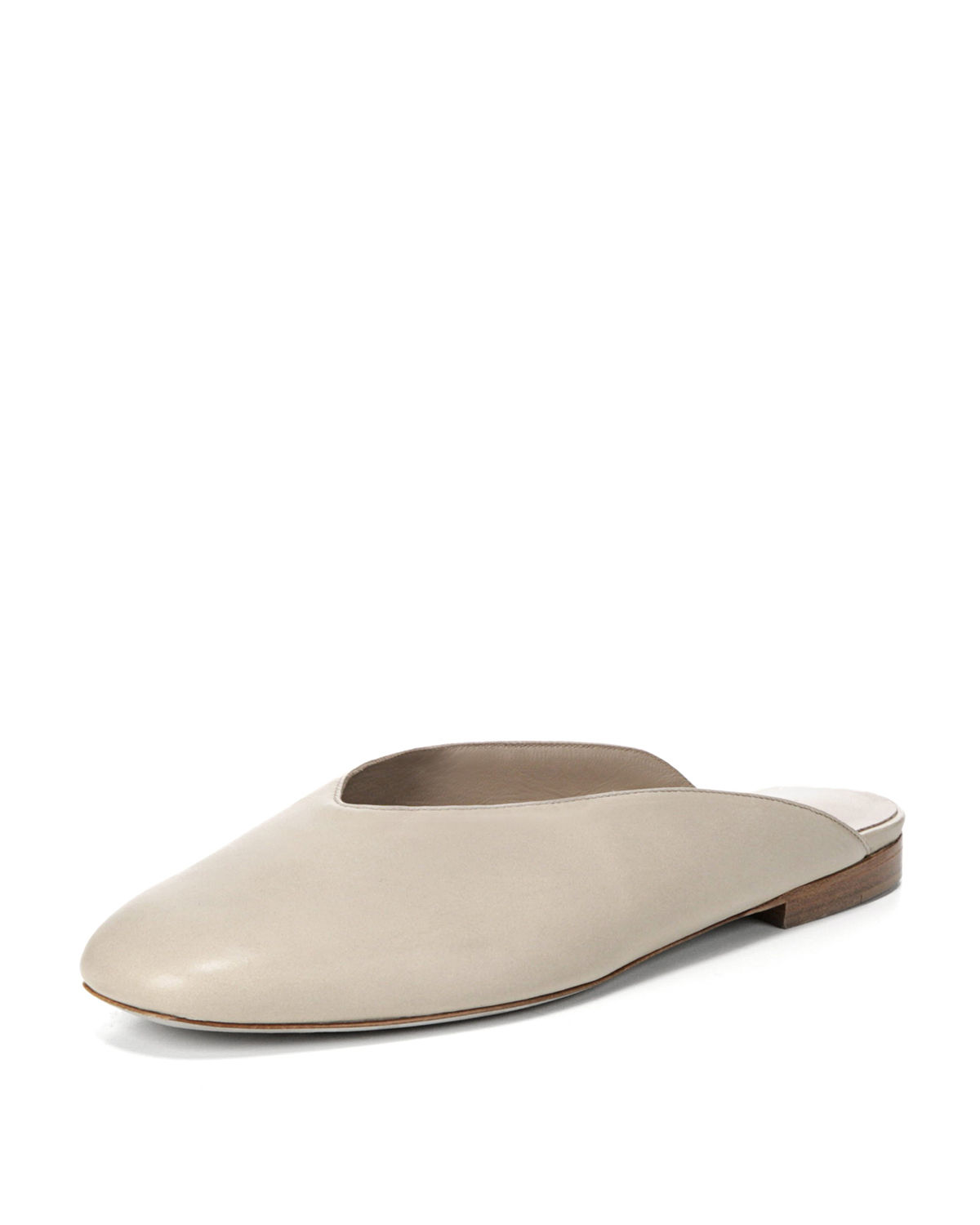 Vince Women's Levins Leather Mules Hard Wearing Clearance Explore Clearance Footlocker Clearance New 7jElQp