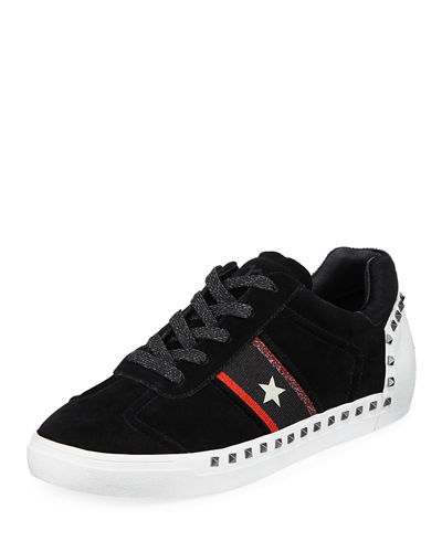 Neo Suede Low-Top Sneakers