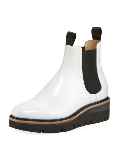 Taryn Leather Chelsea Boot