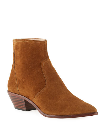 Joni Low Western Booties