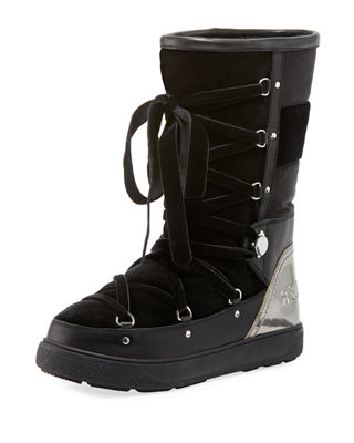 SYRIA STIVALE LACE-UP BOOT
