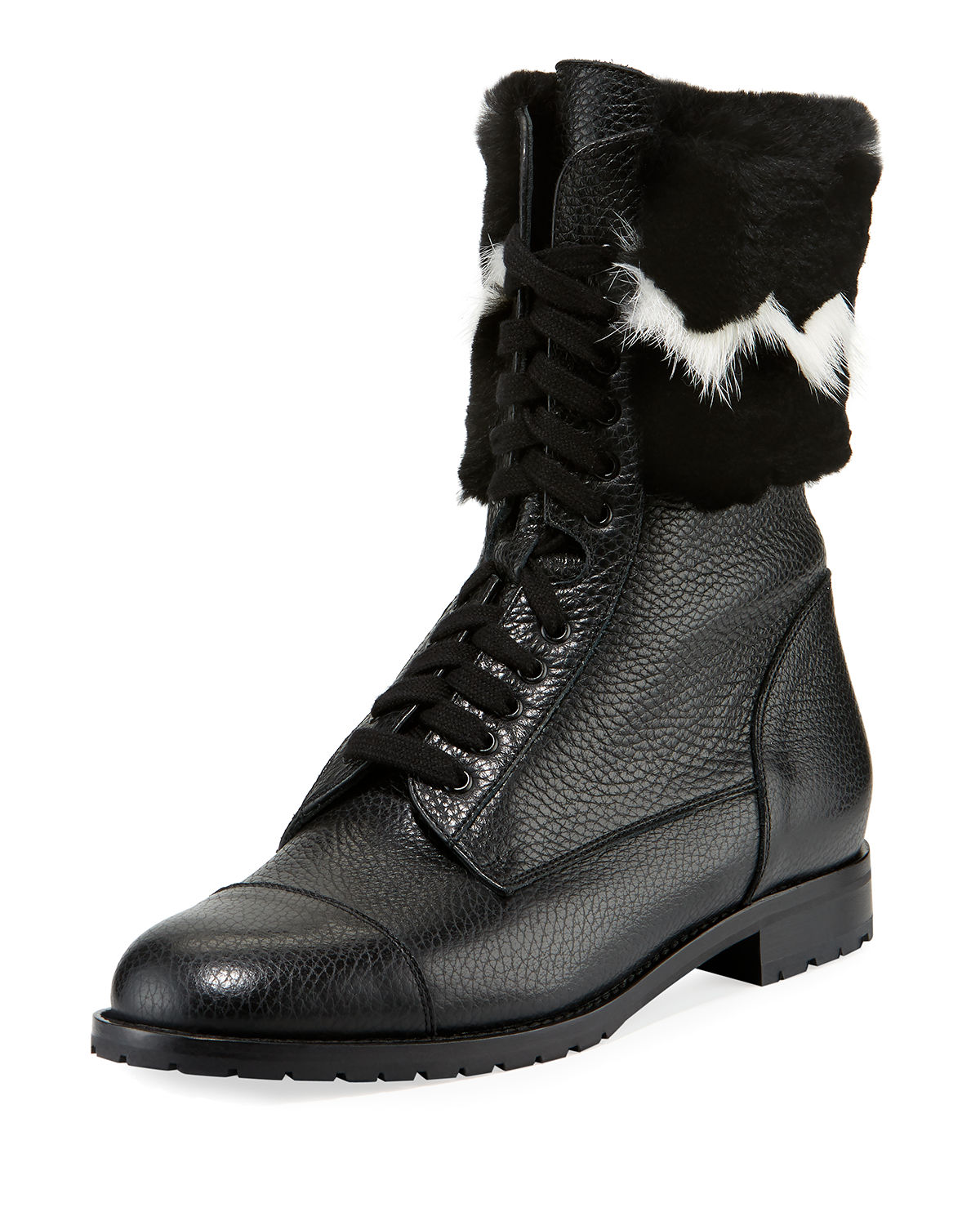 Camp Chafur High-Top Boots