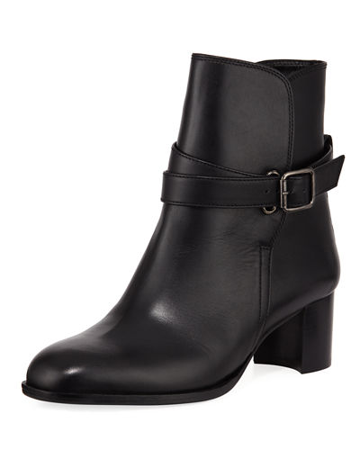 Sulga Leather Ankle Boots