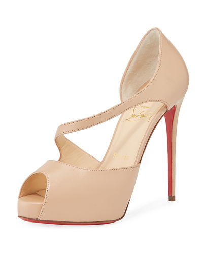 cbb52061fa55 Catchy Two Red Sole Pumps Quick Look. Christian Louboutin