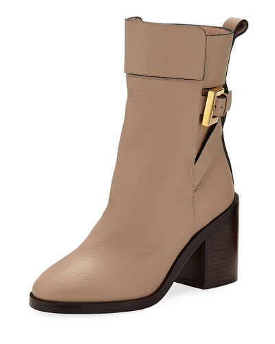 Joplin Pebbled Tall Boots