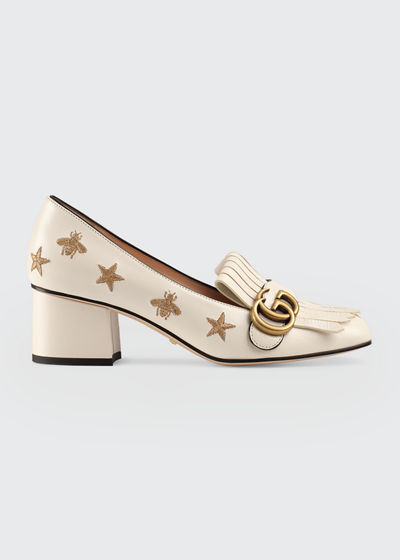 Marmont Bee And Star Loafers