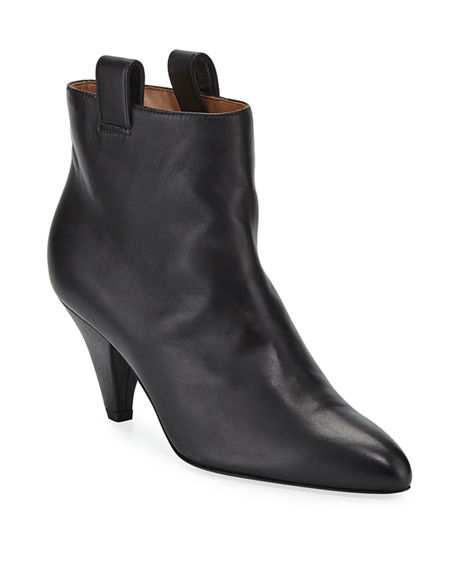 Laurence Dacade TERENCE LEATHER ANKLE BOOTIES