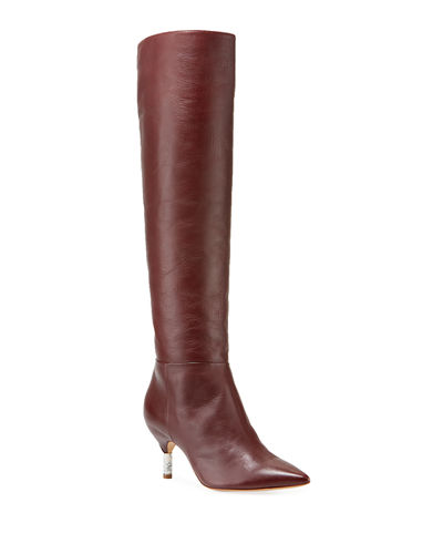 Gonzalez Over-The-Knee Boots