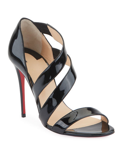 f7bced2a202 Christian Louboutin World Copine Red Sole Pumps