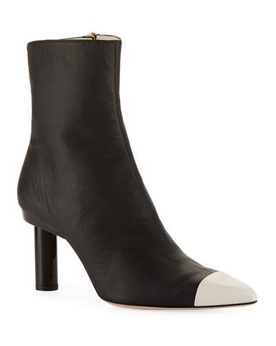 Grant Cap-Toe 80mm Booties