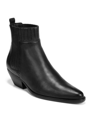 Women'S Eckland Pointed-Toe Booties in Black