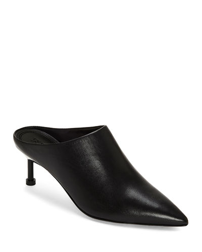 Kace Pointed Slide Mules