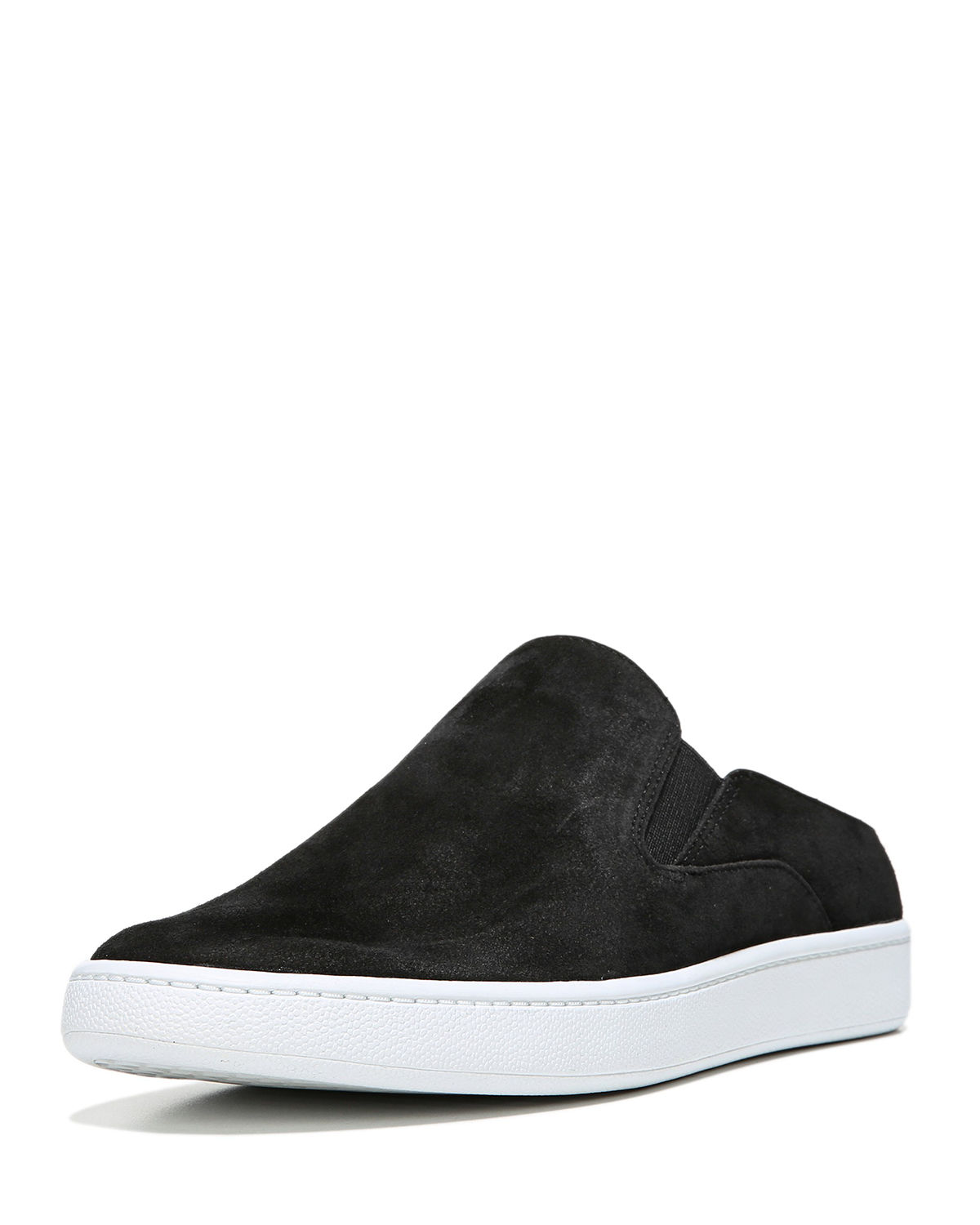 Vince Suedes VERRELL SUEDE OPEN-BACK SKATE SNEAKERS