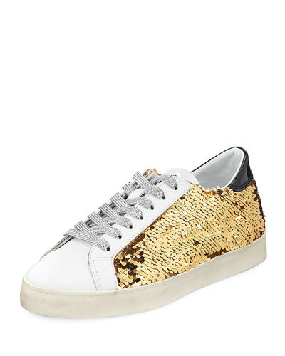 Hill Low Paillettes Sneakers