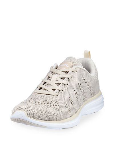 APL: Athletic Propulsion Labs Techloom Pro Metallic Sneakers