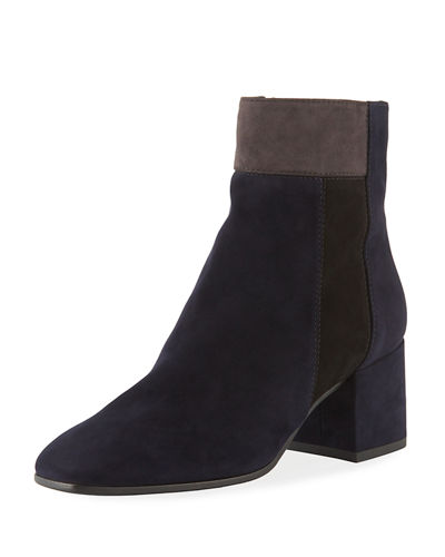 Calissa Dress Suede Booties