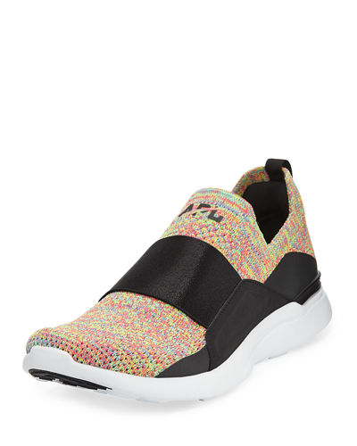 00cc6f3784e APL  Athletic Propulsion Labs Techloom Bliss Knit Slip-On Running Sneakers
