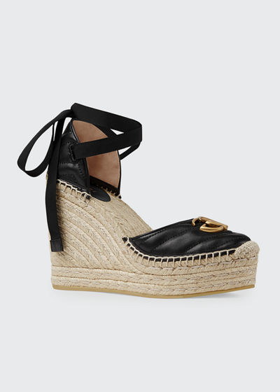 5939cd47f83 Designer Wedges at Bergdorf Goodman