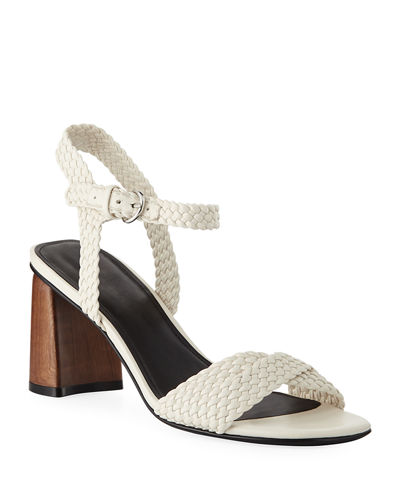 Darby Braided Leather Sandals