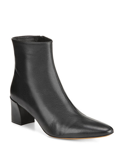 Lanica 55mm Siviglia Leather Booties