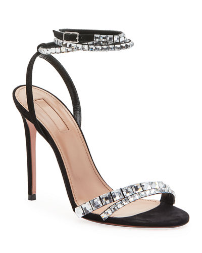 So Vera Embellished Sandals