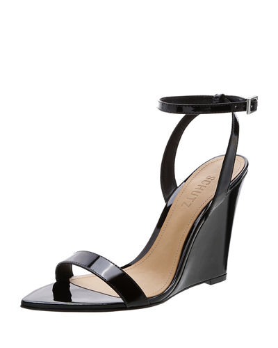 55b6eaf6ad Designer Wedges at Bergdorf Goodman