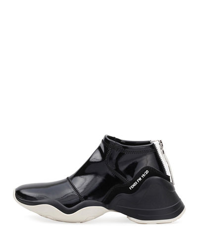 Neoprene Two-Tone Sneakers