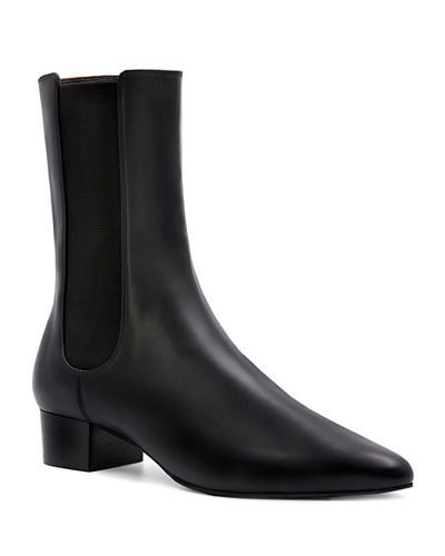 51220652636 Designer Boots   Over-the-Knee   Leather Boots at Bergdorf Goodman