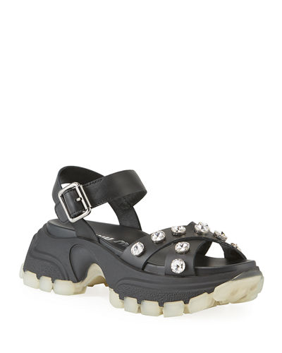 Hiker Teva Crystal Sandals