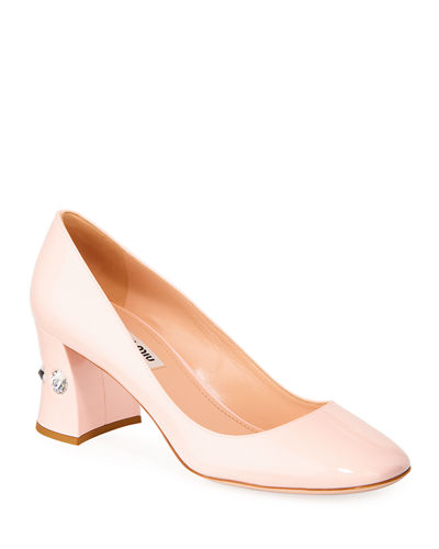 2b7c23f421ea Miu Miu Women's Shoes : Pumps & Sandals at Bergdorf Goodman