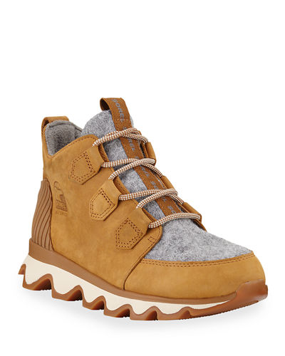 Kinetic Caribou Short Boots