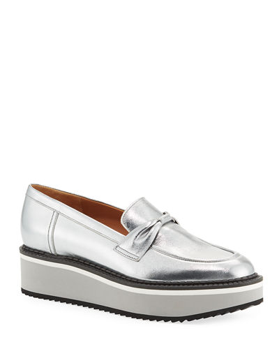 Booster Platform Chunky Loafers