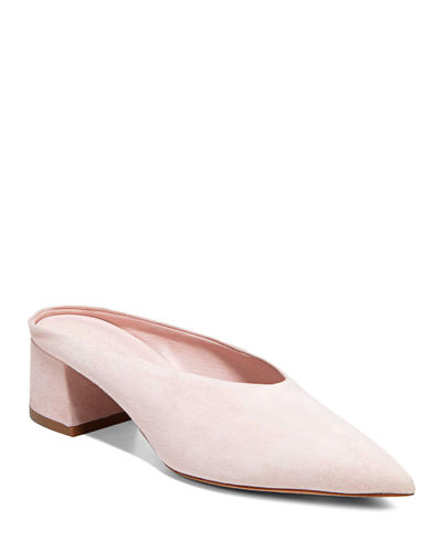 Ralston Suede Pointed Mules