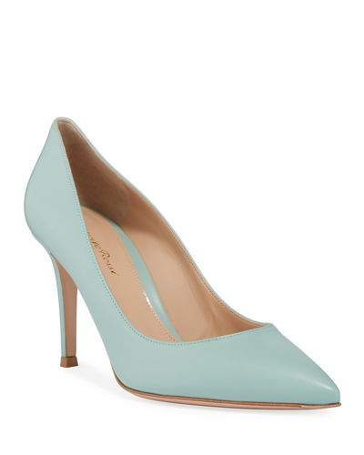 Napa Glove Pointed Pumps