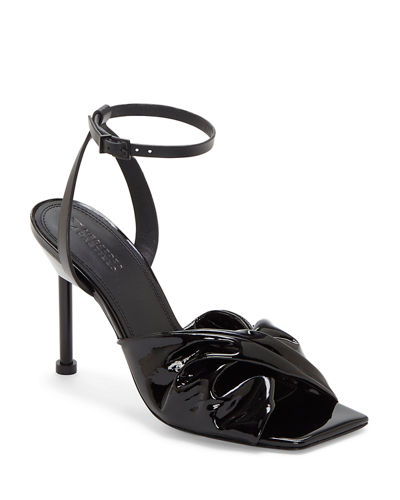 Nelina Twisted Ankle Sandals