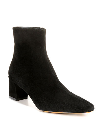 Lanica 55mm Suede Booties