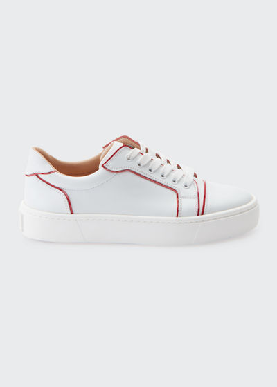 Vieirissima Flat Red Sole Sneakers